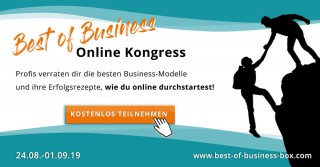 Best of Business Online-Kongress mit Business Box