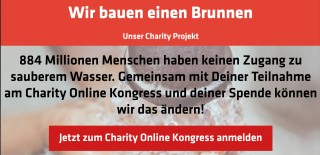 Rock Your Life Charity Kongress