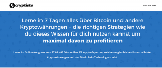 Cryptisto Online-Kongress