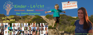 Kinderleicht Online-Kongress