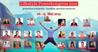 Lifestyle Power Online-Kongress