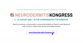 Neurodermitis Online-Kongress