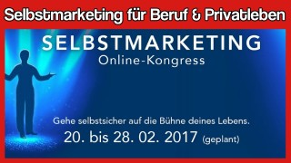 Selbstmarketing-Kongress