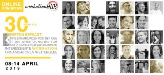 WorkationHUB Online-Kongress