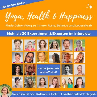 Yoga, Health & Happiness Online-Kongress